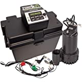 Myers Mbsp 2 Classic Battery Backup Sump Pump System