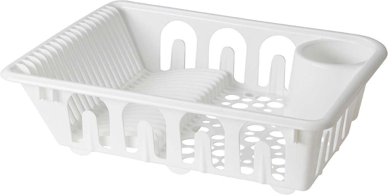 IKEA Flundra Dish Drainer, White