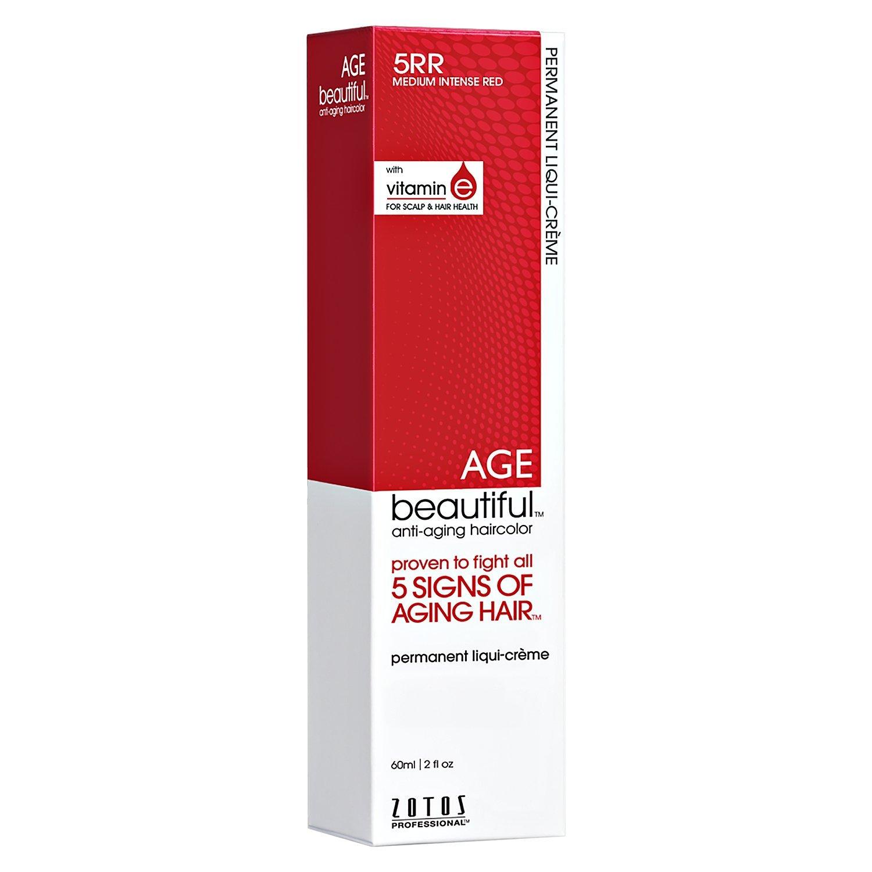 Amazon Agebeautiful 5rr Medium Intense Red Permanent Liqui