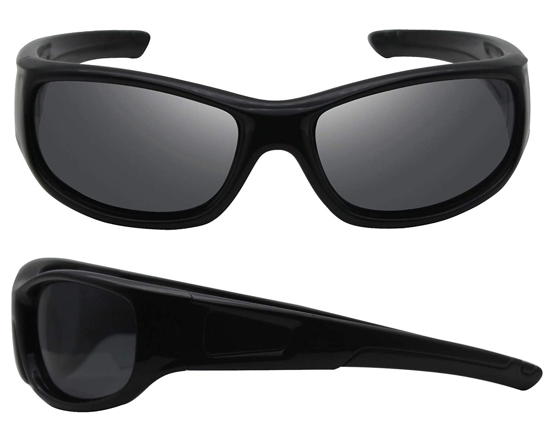 Amazon.com: Gafas de sol polarizadas flexibles para niños de ...