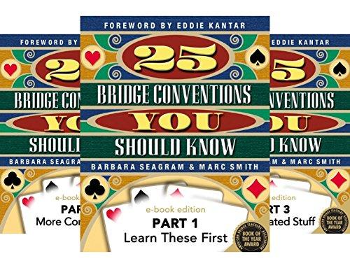 25 Bridge Conventions You Should Know   Ebook Edition