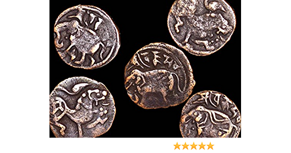 You get ONE Authentic Ancient Coin from 1266 AD Medieval Indian Rajputs Mahipala JITAL COIN Genuine Antique PALA DYNASTY INDIA