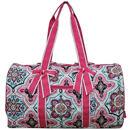 quilted duffle bags for girls - 2