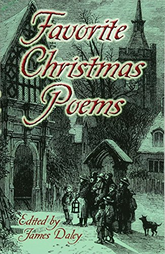 Favorite Christmas Poems (Dover Books on Literature & - Poems Christmas