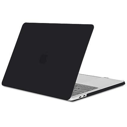 Tecool Funda MacBook Pro 15 Pulgadas 2016/2017/2018, Ultra Slim Cubierta de