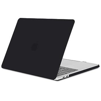 Tecool Funda MacBook Pro 15 2016/2017/ 2018/2019, Slim Cubierta de Plástico Dura Case Carcasa para Apple MacBook Pro 15,4 con Touch Bar y Touch ID ...
