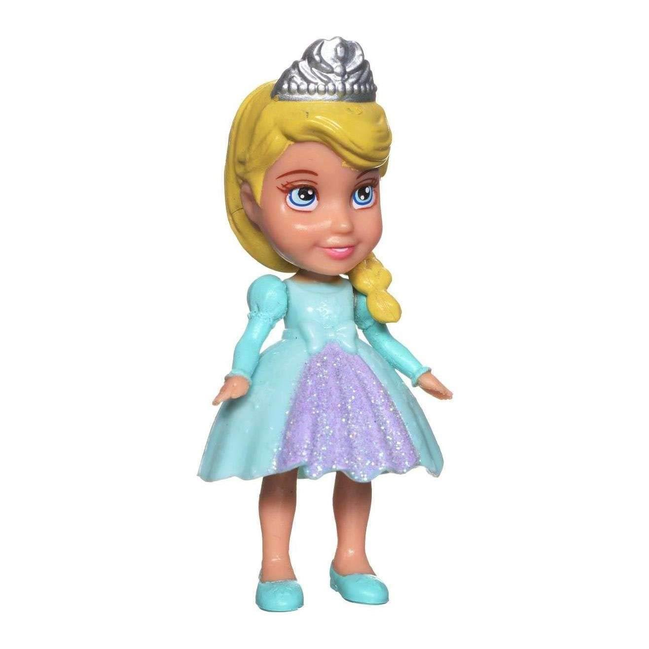 "Disney Frozen Toddler Elsa 3"" Mini Doll"