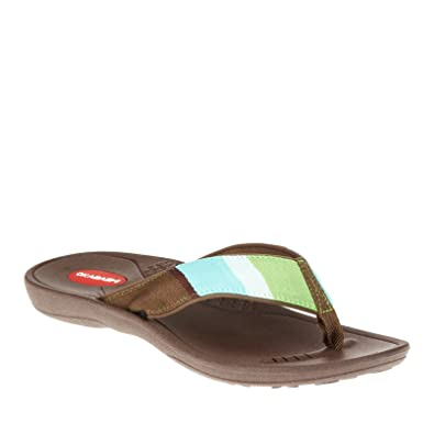 2d6fbc5e64e38c Okabashi Indigo Thong Sandals (Women s)