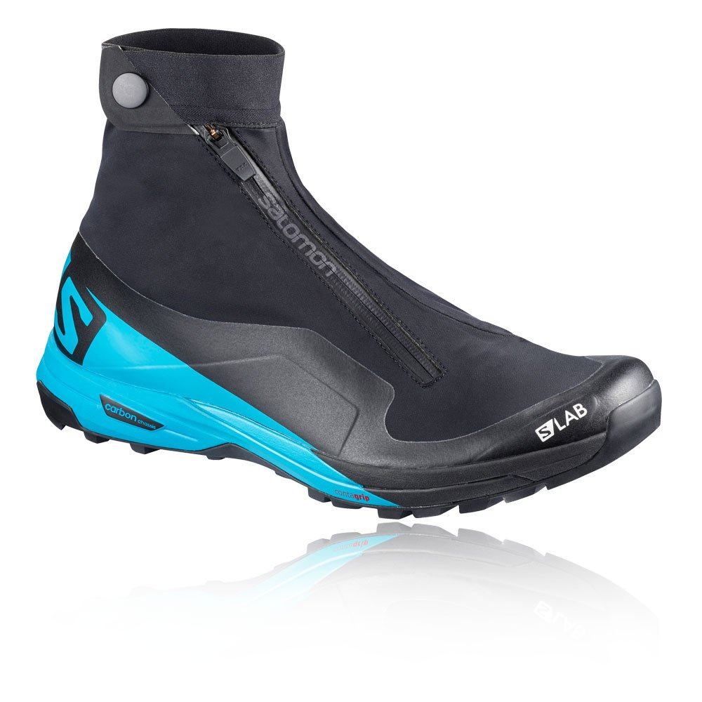 [サロモン] S/LAB XA ALPINE 2 トレイルランニングシューズ L40214000 メンズ B076GT82CH US 11.5/UK 11.0|Black/Transcend Blue/Racing Red Black/Transcend Blue/Racing Red US 11.5/UK 11.0