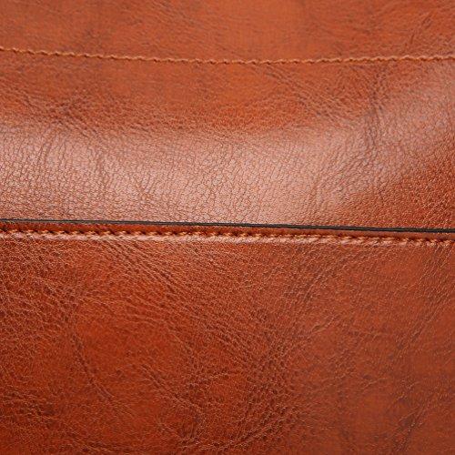 Borse In Marrone Cintura Moda Tendenza Pu Pelle Alta Binhee Donna Di Qualità Tracolla tx8wgnFvq