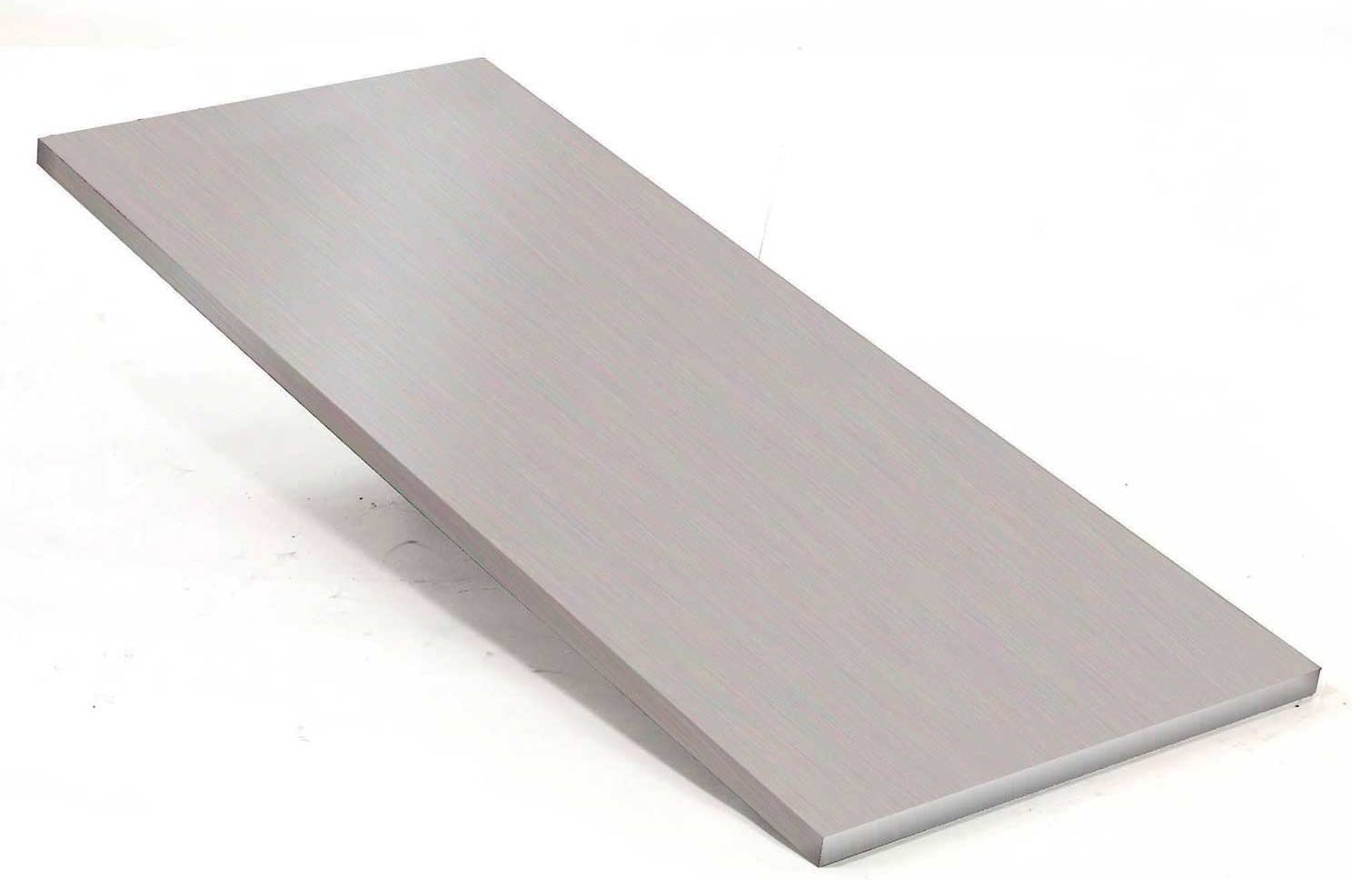 Workbench Top Stainless Steel Square Edge 72 W X 30 D X 1 1 2 Thick Everything Else