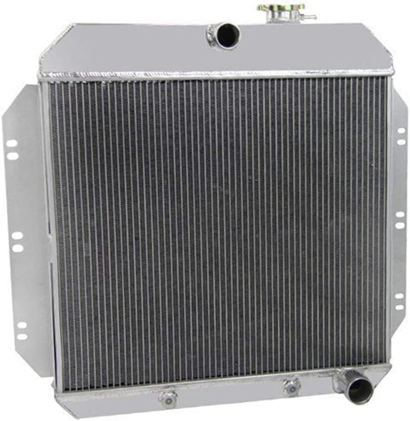 1960-1966 Chevy And GM Cars Champion High Quality 4 Row Aluminum Radiator