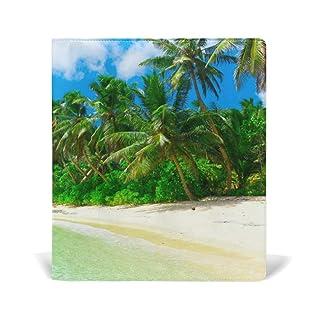 Fajro Green Sea Water mountain Jumbo Book cover di dimensioni standard fino a 9x 11in