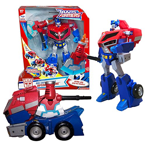 Roll Out Optimus Prime - 3