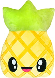 Scentco Smillows - Scented Stuffed Plush Accent Throw Pillow - Pineapple