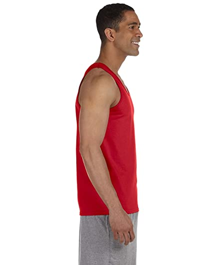 a9dc933ef15203 Amazon.com  Tank Top Ultra Cotton 6.1 oz. by Gildan (Style  2200)   Everything Else