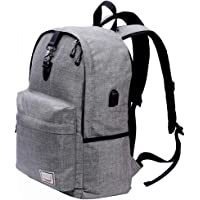 Deals on Beyle Laptop Backpack 15.6 Inch Anti Theft w/USB Port
