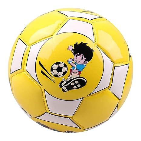 Pelota Fútbol Entrenamiento Competición Niños Juego Soft Ball para ...