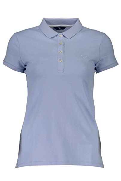 Gant The Original Pique Polo, Azul (Hamptons Blue 420), X-Small ...