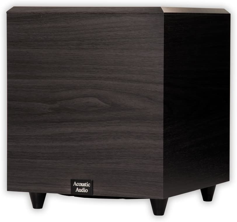 Acoustic Audio PSW-10 10-Inch Powered Subwoofer