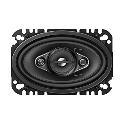 "Pioneer TS-A4670F 4""x6"" 4-Way Coaxial Speaker: Sports & Outdoors"