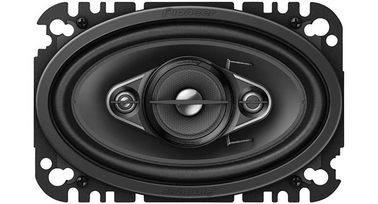 Ford KA Front Door Speakers Fli car speakers speaker adapter pods 210W