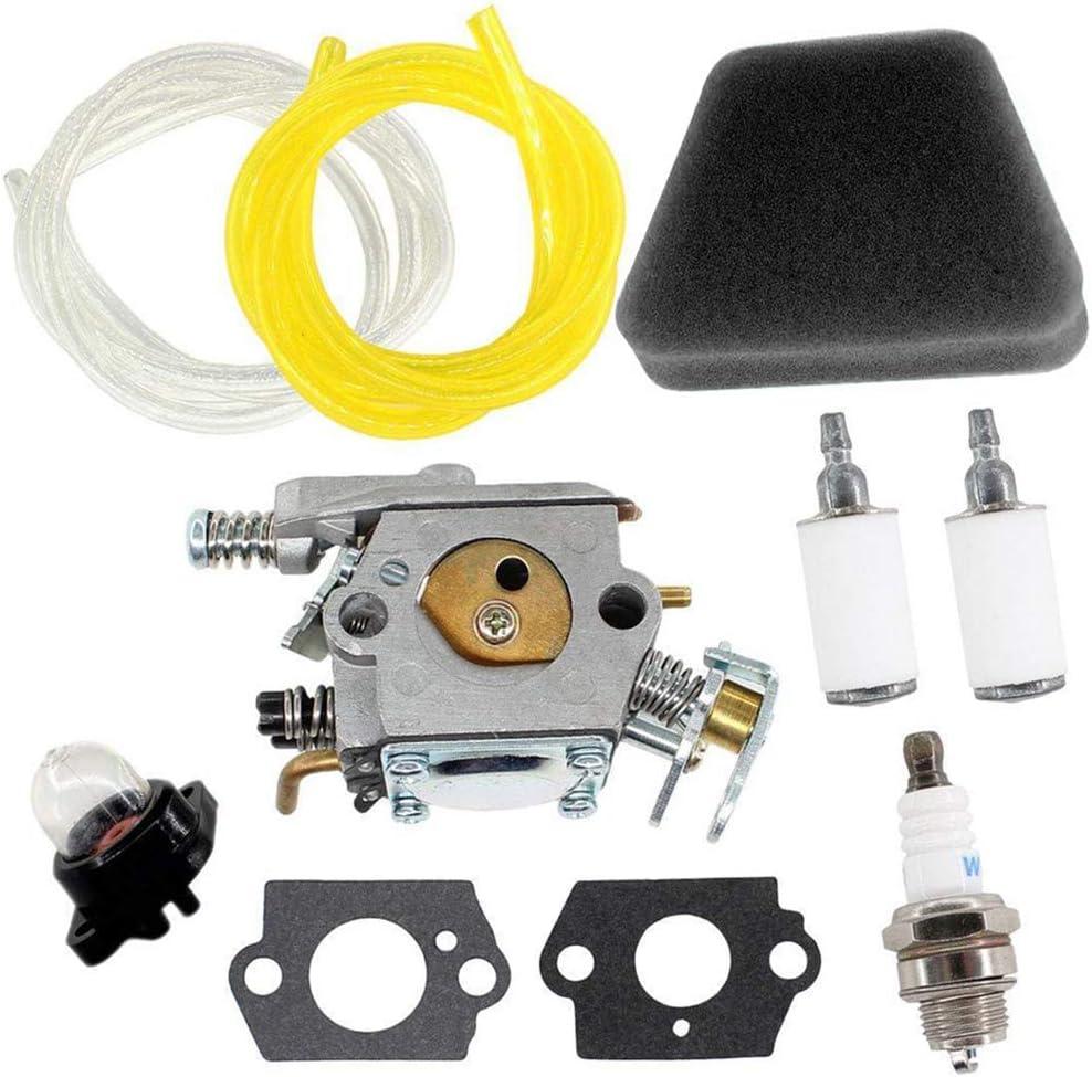 Kit de Carburador para Motosierra Poulan 1950 2050 2150 2375# Walbro WT 891 545081885