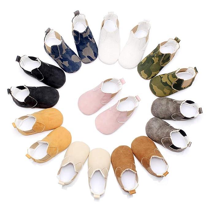 Amazon.com: BubbleColor - Botas de tobillo para bebé, para ...