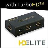 HDMI splitter 2 ways