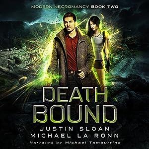 Death Bound Audiobook