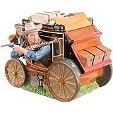 John Wayne Western Movies Stagecoach Cookie Jar LE New Vandor Gift