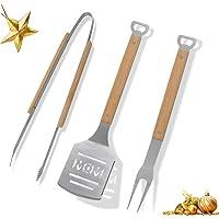 grilljoy 8pc BBQ Grill Accessories Tool Set