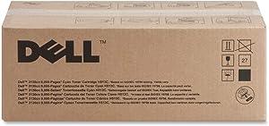 Dell H513C Cyan Toner Cartridge 3130cn/3130cnd Laser Printers