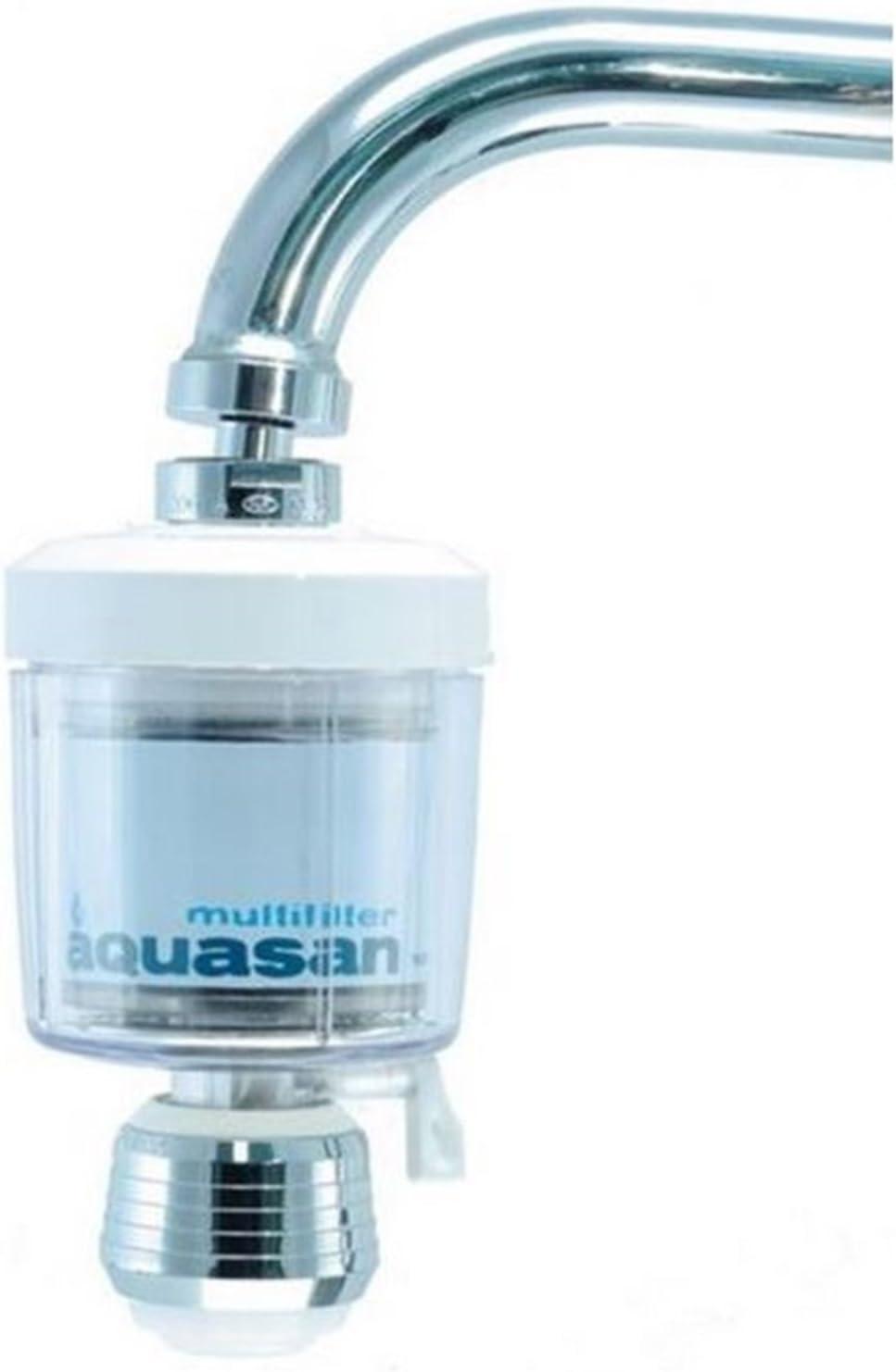 1 filtro agua pura purificador grifo depurazione marca Aquasan ...