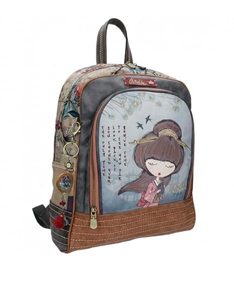 Anekke Mochila escolar Geisha