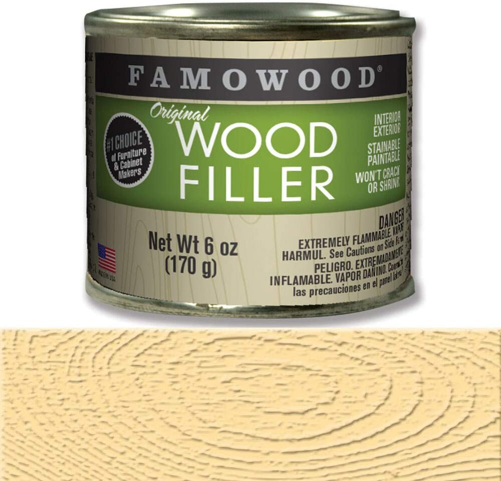 #36141126 Eclectic Products 6Oz Nat Pro Wood Filler