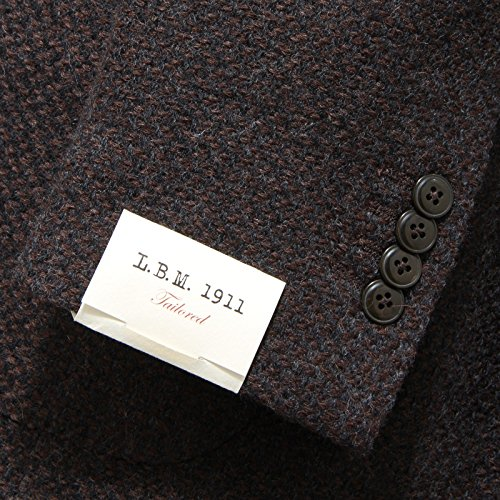 Marrone Giacche Grigia marrone L Giacca Men Grigio m 9923l b Coats 1911 Uomo Jackets qtfwBF