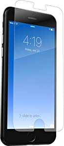 ZAGG InvisibleShield Sapphire Defense – Hybrid Glass Screen Protector for Apple iPhone 8 Plus, iPhone 7 Plus, iPhone 6s Plus, iPhone 6 Plus