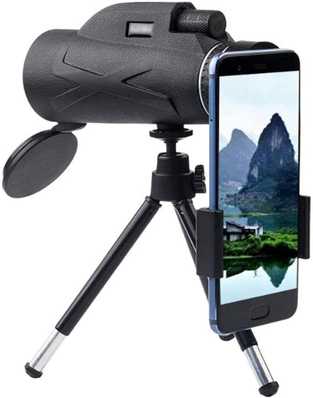 YZ-YUAN Telescopio Profesional 80X100 HD Visión Nocturna Monocular Zoom óptico Monóculo de catalejo para Francotirador Caza Rifle Spotting Scope