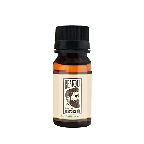 Free Shipping 100% Guarantee 2019 Latest Design Beardo Beard And Hair Fragrance Oil the Old Fashioned 30 Ml