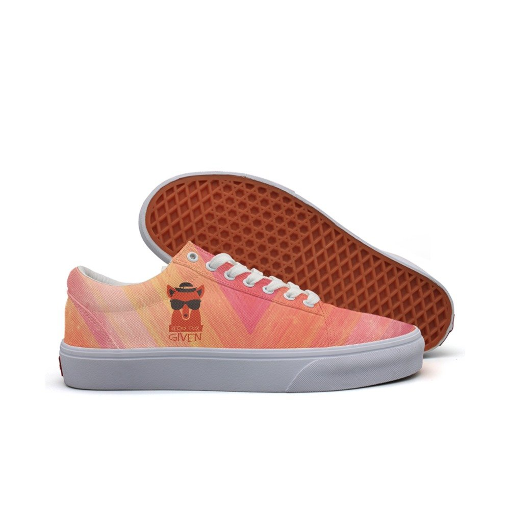 Zero Fox Given with sunglass cool womens breathable canvas shoes