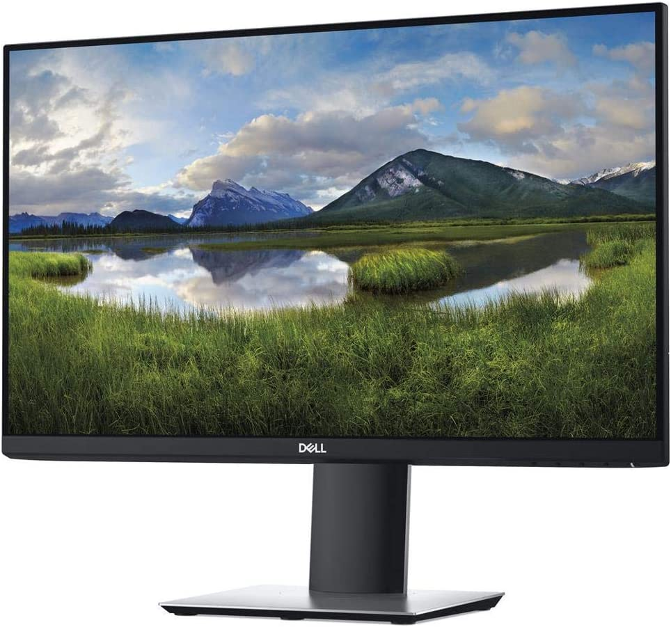"Dell P Series 21.5"" Screen LED-Lit Monitor Black (P2219H) (Renewed)"