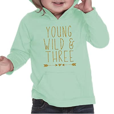 Girl Third Birthday Shirt Three Year Old Outfit 3rd