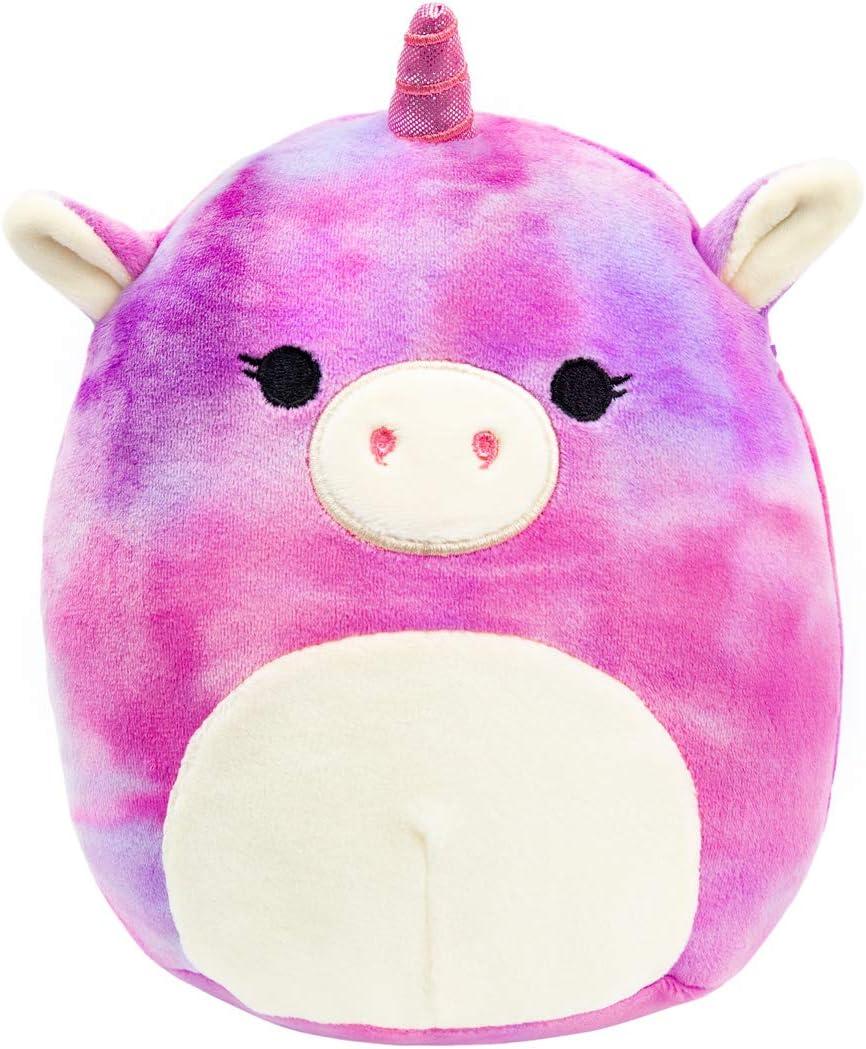 Lola, the pink squishmallow unicorn at Shop Ireland