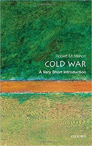 Amazon.com: The Cold War: A Very Short Introduction (8601300129785 ...