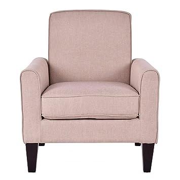 Amazon.com: Accent - Silla de sofá tapizada para reposo o ...
