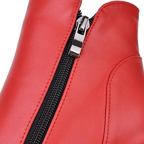 Red Balamasa Stivali Da Motociclista Donna awx7wq6Pn