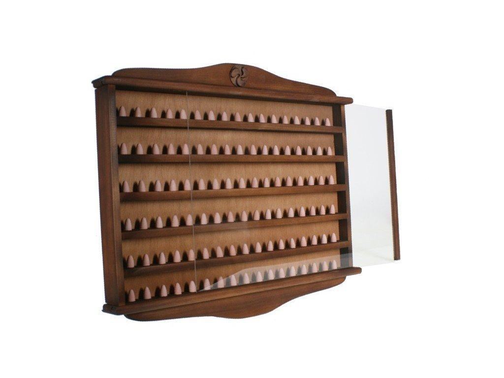 Muebles Dedales - Cal Fuster Porta Dedales De Madera 102 Unidades Color Nogal [mjhdah]https://www.calfuster.net/7233-thickbox_default/porta-dedales.jpg