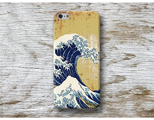 Great wave off kanagawa Hokusai Coque É tui Phone Case pour Huawei P20 Pro P20 Lite P10 Plus P10 Lite P9 P8 Lite Mate 20 10 9 Pro lite S G8 P SMART