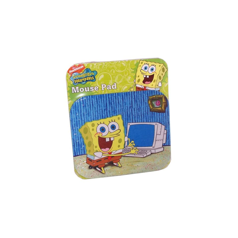 SpongeBob Squarepants Mouse Pad Case Pack 10
